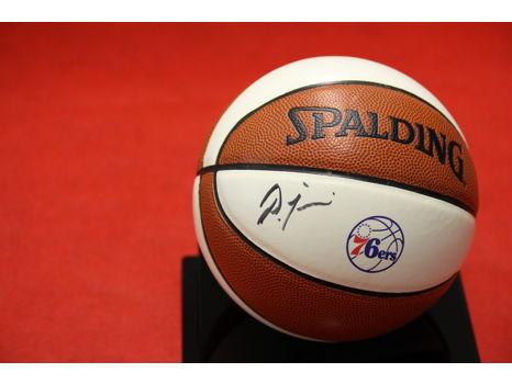 Philadelphia 76ers Fan Merchandise Package
