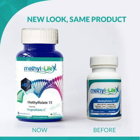 Methylfolate 15 Supplement
