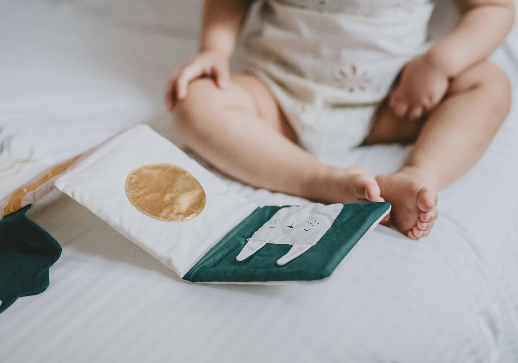 location de livre pour bébé