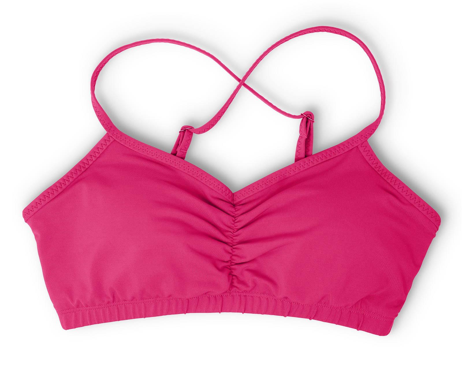 Battle Cry Pink Adjustable Bra
