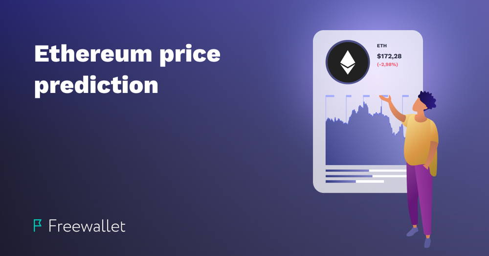 Ethereum price prediction – the future ETH price