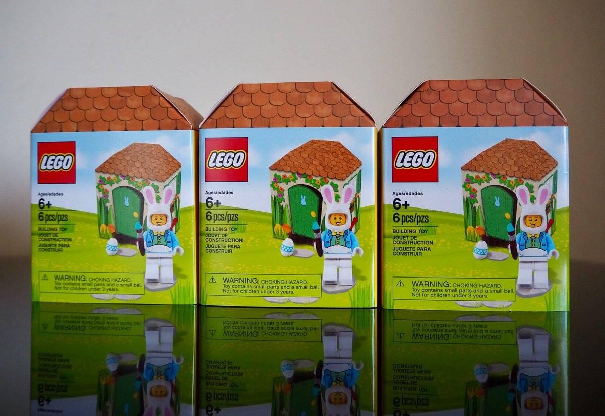 LEGO 853990 packaging