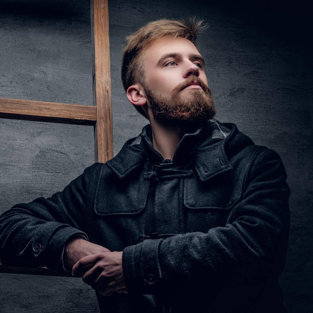 Man Made Beard Co - Full Beard Model