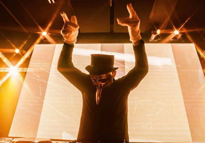 Claptone, Ibiza djs, most famous djs in Pacha Ibiza club