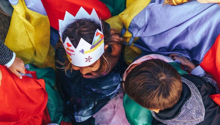 königliche party