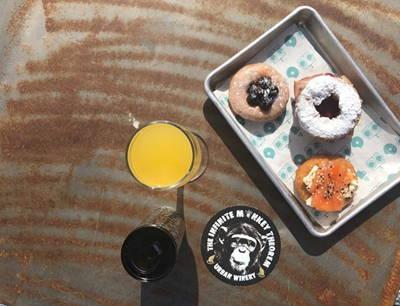 FC: Donut & Mimosa Brunch
