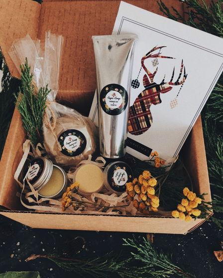 Подарочный набор для рук «Имбирный цитрус»