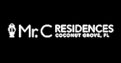 Mr. C Residences Logo
