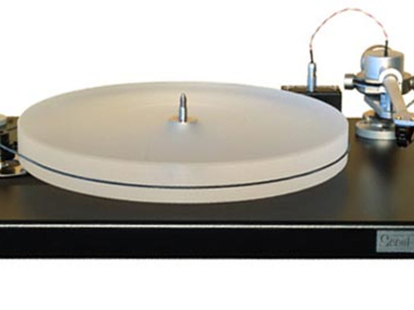 VPI Scout Turntable with the JMW-9 Tonearm
