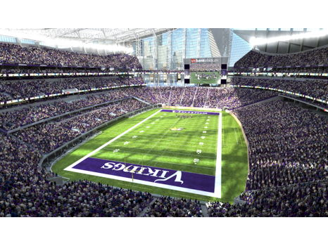 Two 2018 Vikings Home Game Tickets