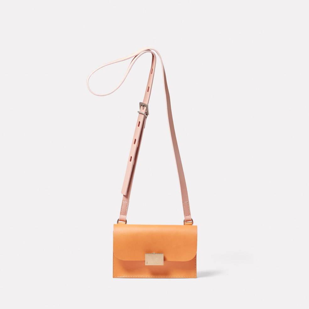 Lock Bag in Apricot