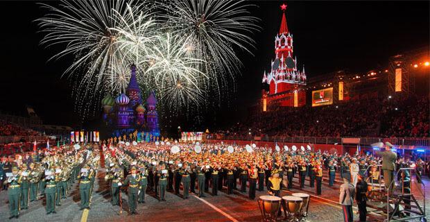 «Русское Радио» подарит 100 билетов на фестиваль «Спасская Башня» - Новости радио OnAir.ru