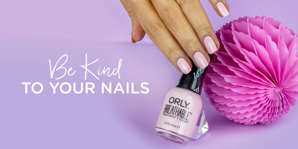 ORLY BREATHABLE TREATMENT + COLOUR