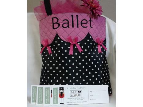 Ballet Tote with Bonus Items