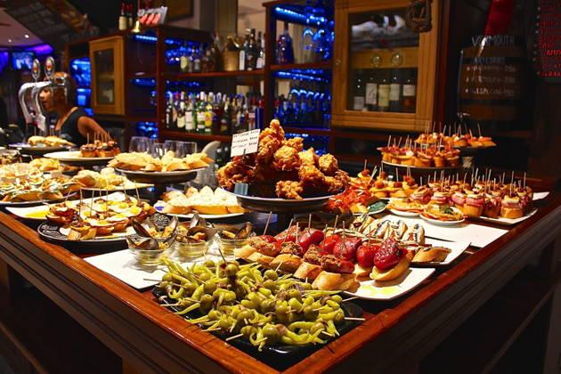 Гастрономическая экскурсия по вечерним барам Мадрида Топ – Тап – Тур