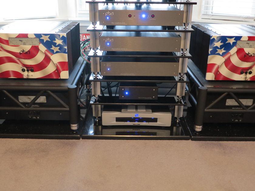 PBN Audio Olympia AX Olympia AX sub amps pair