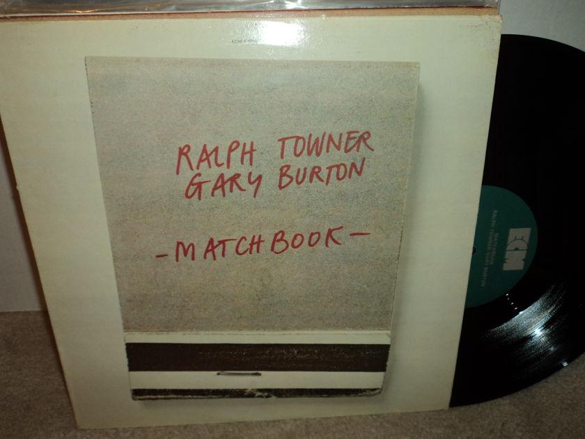 Ralph Towner & Gary Burton - - Matchbook - NM