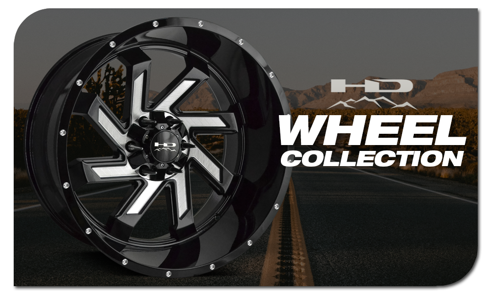 Shop for HD Off-Road Wheels Online for Truck & Jeep