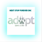 Next Stop Forever Inc logo