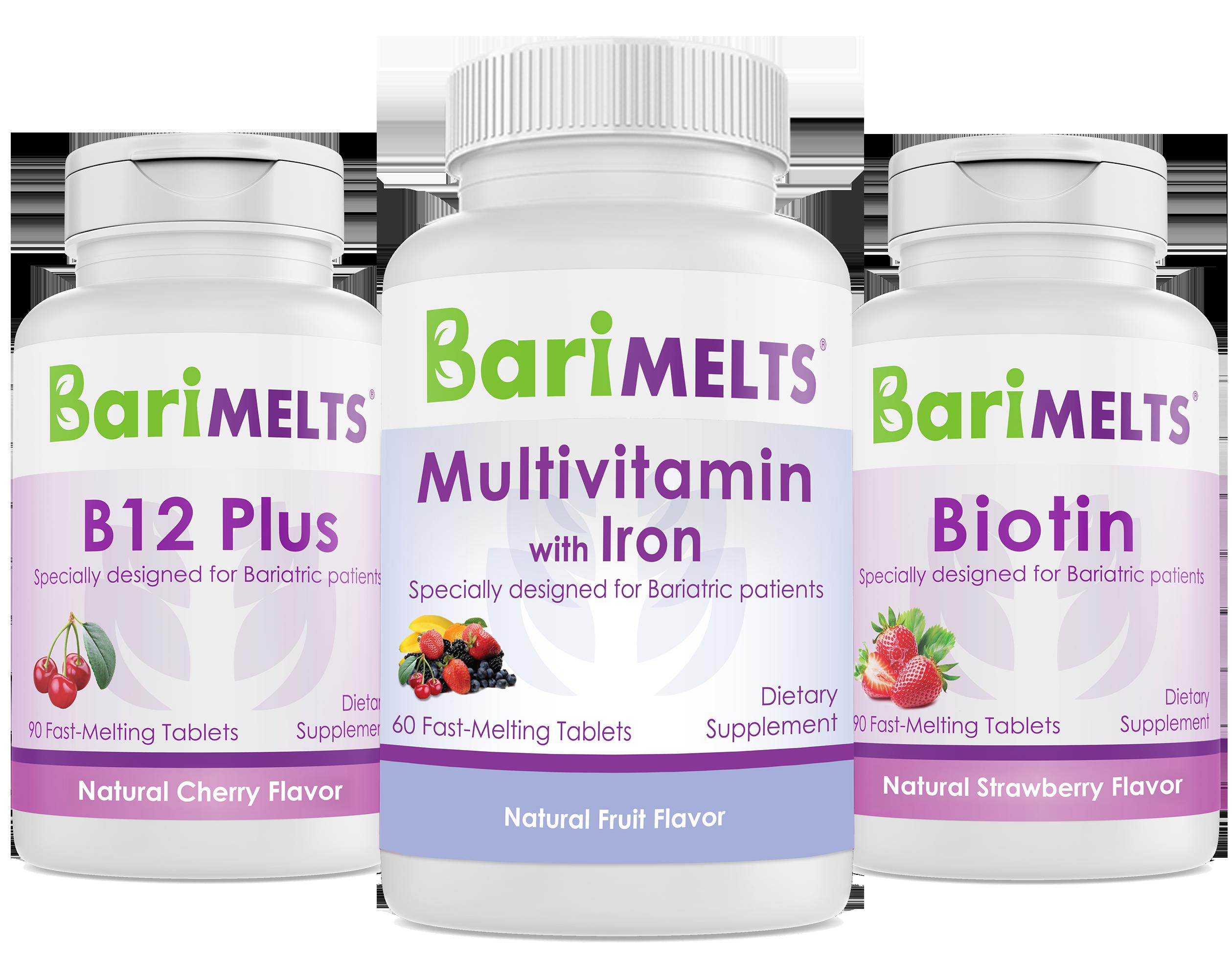BariMelts Strive and Thrive Bundle