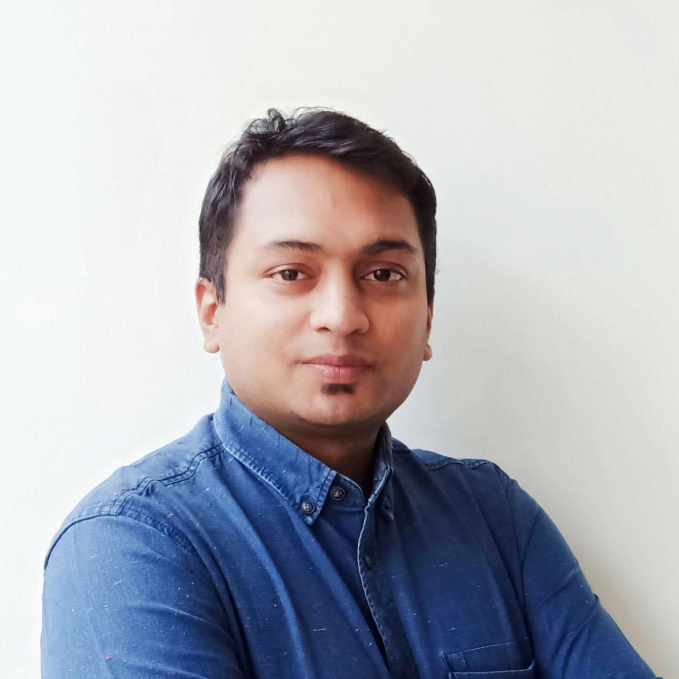 Ankur Gupta, freelance backend engineer