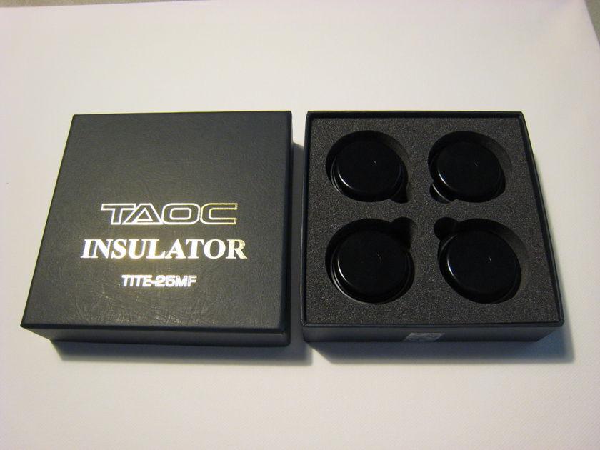 TAOC TITE-25MF Insulator  BRAND NEW