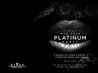 PLATINUM PARTY NEW YEAR'S EVE  image