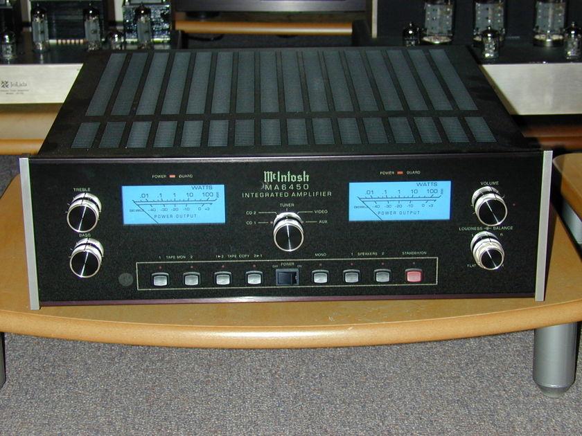 McIntosh MA6400 MA6500 MA6800 MA6450, MA6850 Integrated amplifier, Wanted!!!