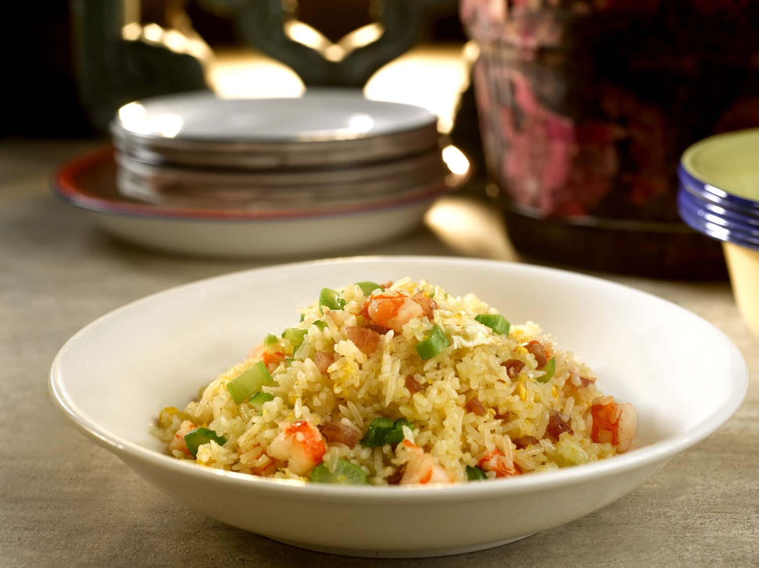 Free Yong Chow Fried Rice                           (Usual Price: $13.90)