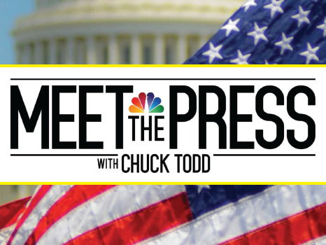 4 Tickets to Meet the Press Taping