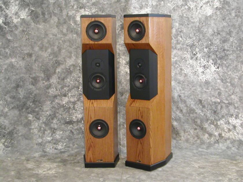 Tyler Acoustics D2's in golden oak $3500 shipped!