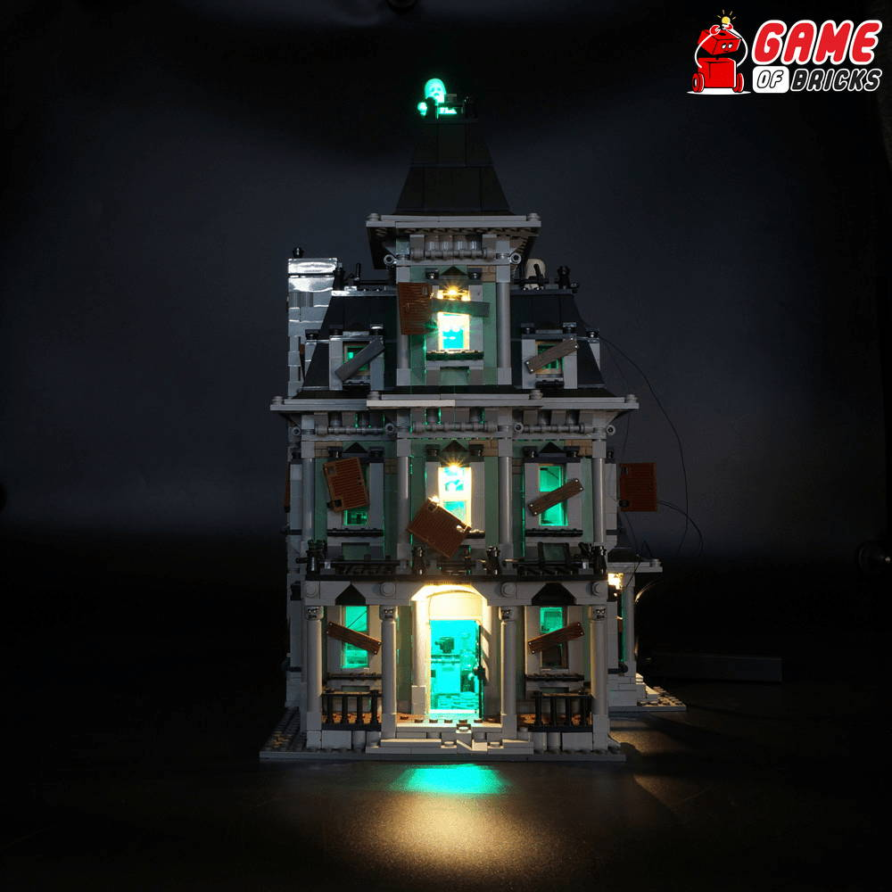 lego night light for HAUNTED HOUSE 10228