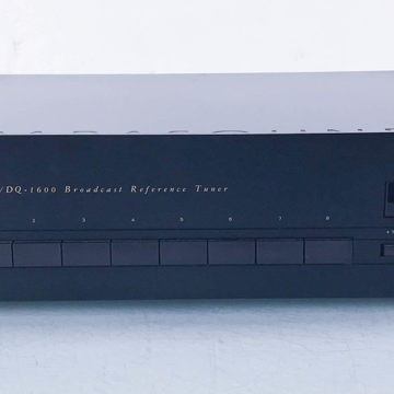 T/DQ-1600 Reference AM / FM Tuner (No Remote)