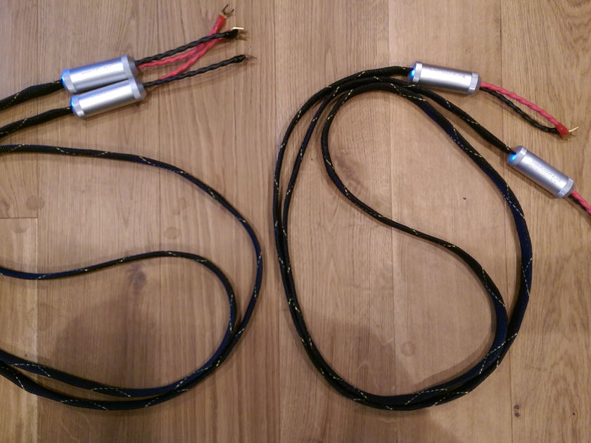 Xindak Audio FS-1 Speaker Cables 3m Spade Termination