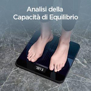 Amazfit Smart Scale - Analisi della Capacità di Equilibrio