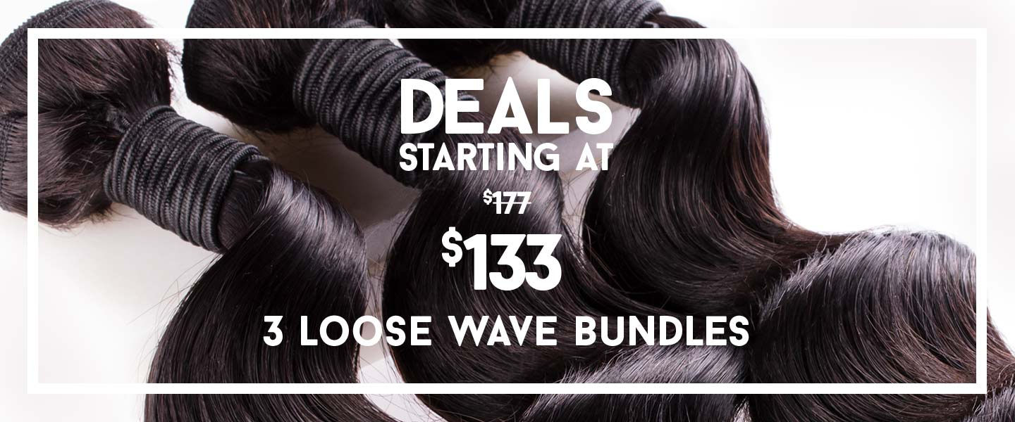 Shop Virgin Hair Bundle Deals