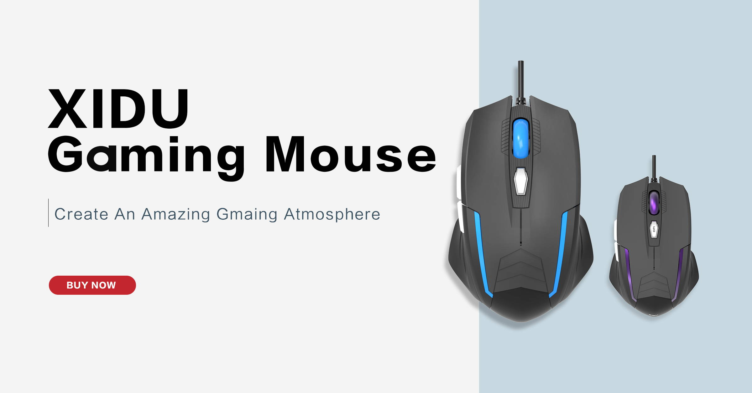 XIDU Gaming Mouse