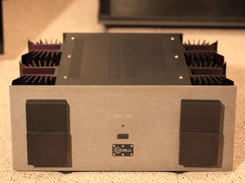 Krell MDA-300 Beautiful Sound