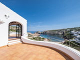 Real estate with sea views in Menorca
