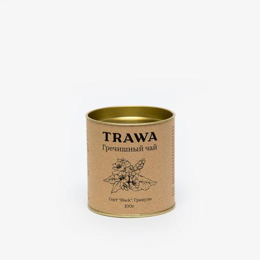 Гречишный чай сорт Black  (гранулы)