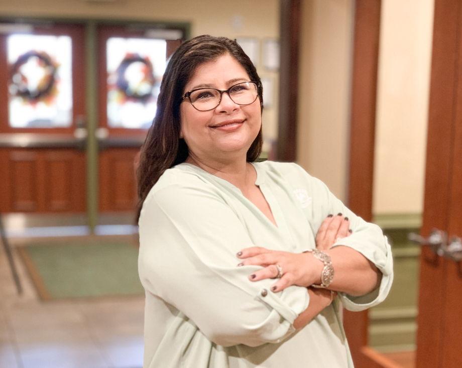 Ms. Albertson , School Director