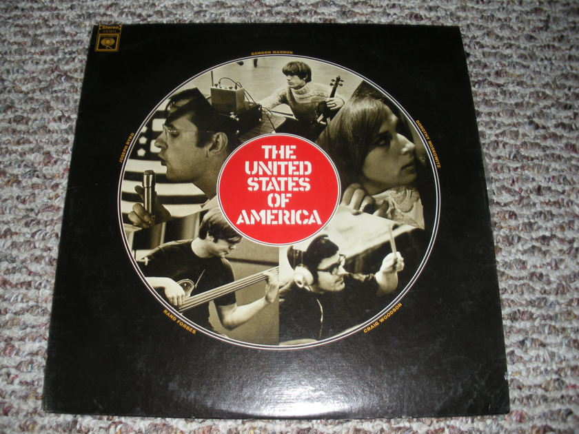 * rare * - The United States of America  CS 9614 Original Release