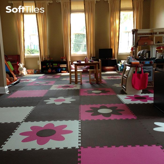 Interlocking Puzzle Mats Playroom Ideas For Girls