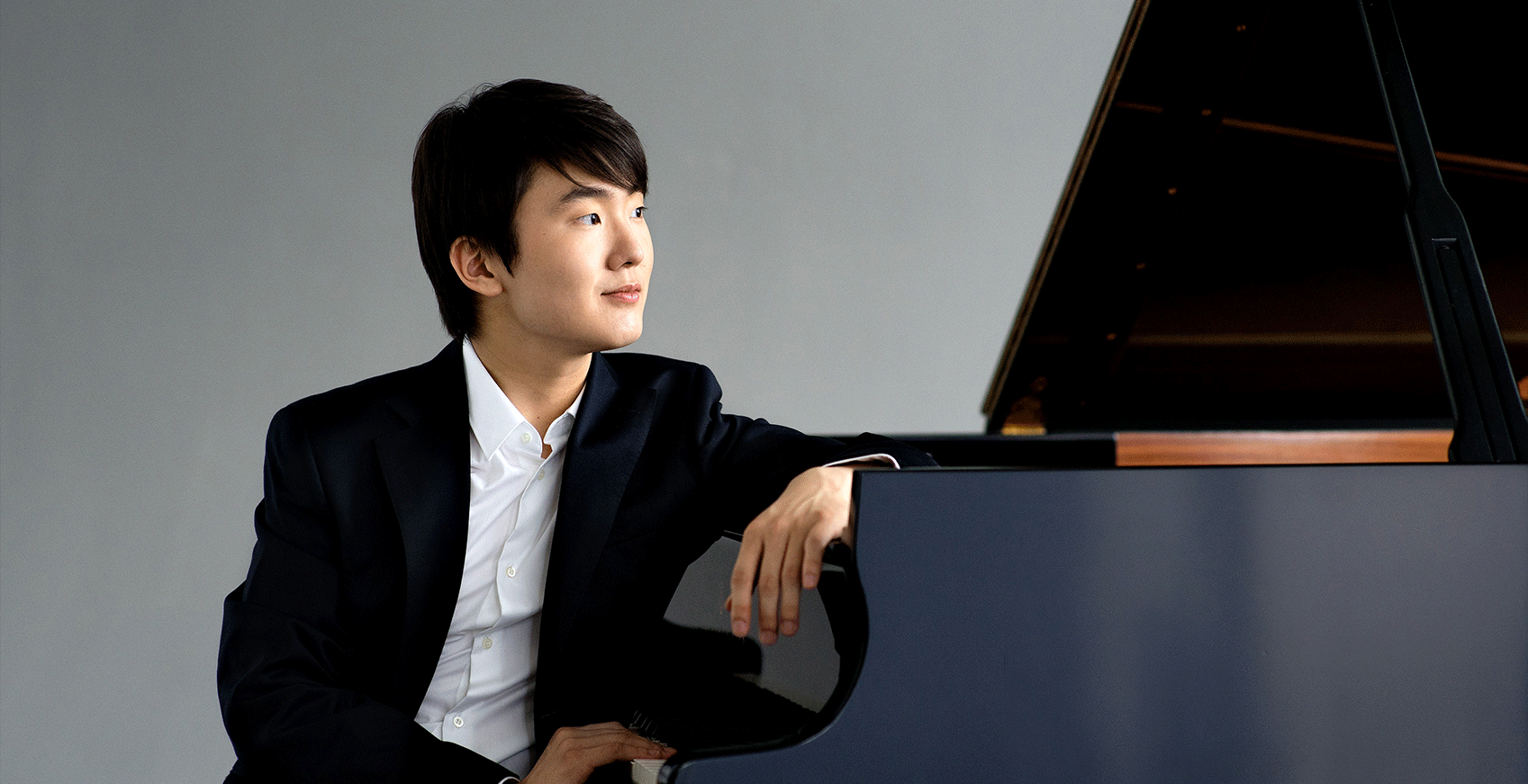 Seong-Jin Cho, pianist and special guest