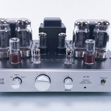 SLI-80 Signature Stereo Integrated Tube Amplifier