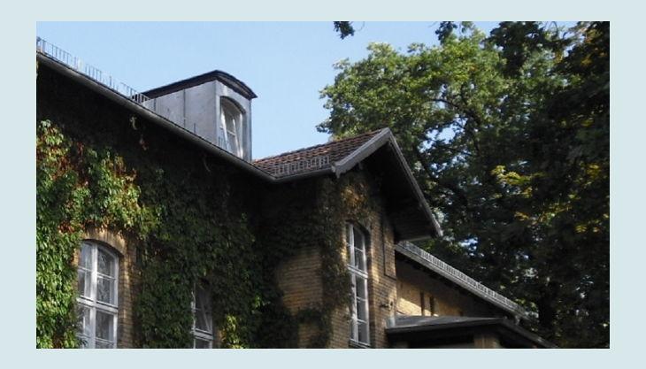 museum reinickendorf außen aufnahme