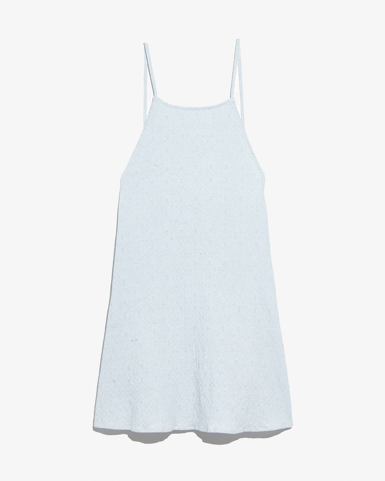 Onia Sasha Dress in Chambray Blue