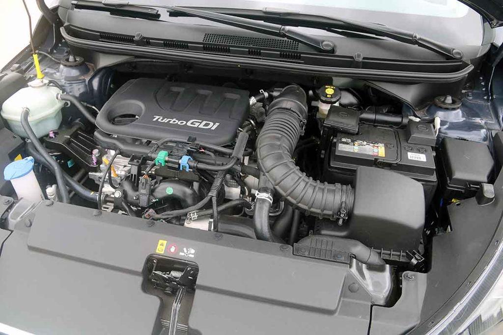 Hyundai HB20 Sport Motor
