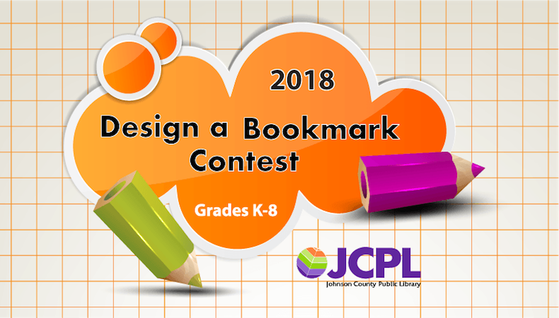 Design a Bookmark Contest