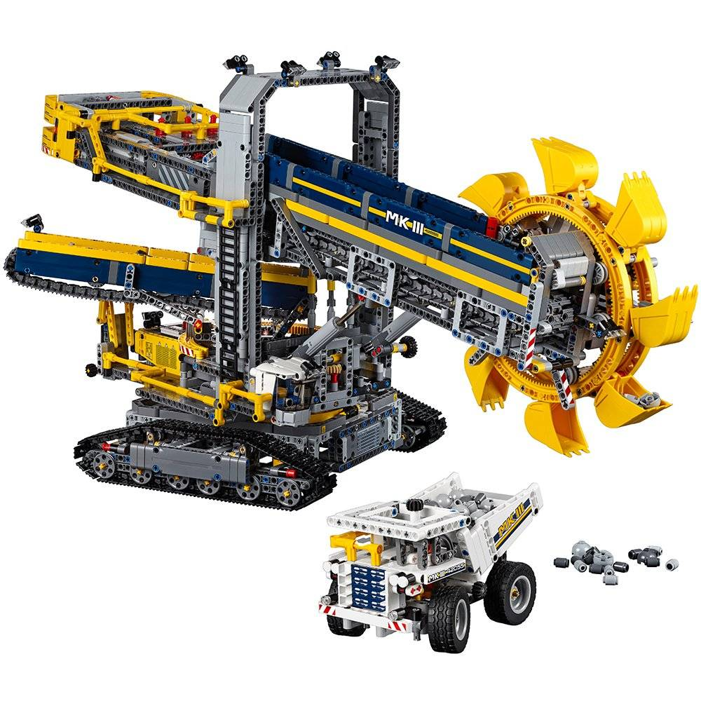 LEGO 42055: Bucket Wheel Excavator